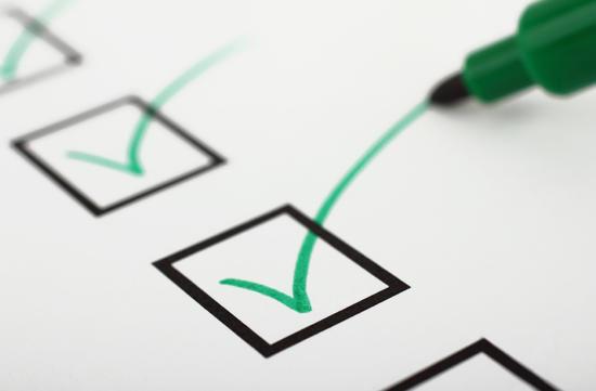 Embracing the Design Deliverables ChecklistView